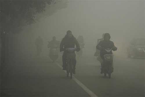 ô nhiễm môi trường ở trung quốc
